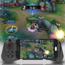 Sẵn] Tay Cầm Chơi Game Bluetooth MOCUTE 058 Hỗ Trợ Chơi fifa, free fire,  ROS,Liên Quân Mobile -dc3316