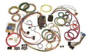 amazon com painless 20102 custom wiring harness automotive painless wiring harness diagram at Painless Wiring Harness