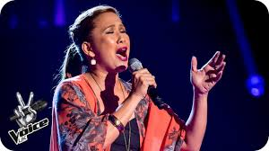 Irene Alano-Rhodes performs 'Wind Beneath My Wings' - The Voice UK 2016:  Blind Auditions 3 - YouTube