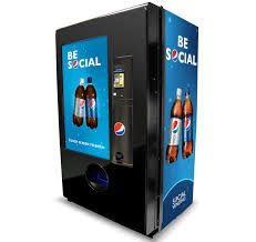 Pepsi Vending Machine Commercial New Pepsi Co Social Vending System