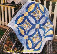 Debby Kratovil Quilts: One More Double Wedding Ring Quilt (and ... & Double Wedding Ring quilt: 30