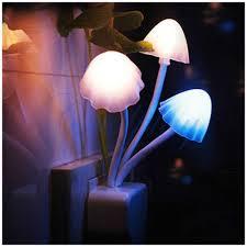 jain star js led mushroom night