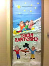 christmas office door decorating. Christmas Office Door Decorating Ideas Divine Fine Model With Medium Image N