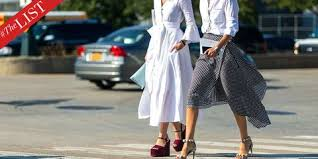 Incredible dresses ideas for sunny days Summer Dresses thelist Officefriendly Summer Outfit Ideas House Of Fraser 15 Summer Workwear Outfit Ideas What To Wear To The Office During