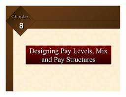Designing Pay Levels Mix And Pay Structures Chapter 8 Designing Pay Levels Mix And Pay Structures