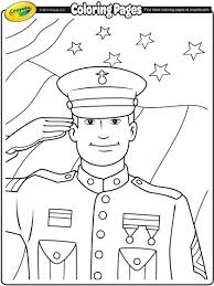 Soldier Coloring Pages Veterans Day Soldier Veterans Day Coloring