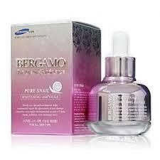 <b>Сыворотка для лица BERGAMO</b> PURE SNAIL | Отзывы ...