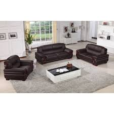 Low Seating Furniture Living Room Furniture Genuine Leather Sofa For Excellent Living Room Sofas