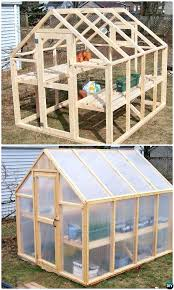 free greenhouse framed greenhouse free plan instruction green house projects instructions