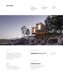 What Is Website Architecture Design Baroque Architecture Interior Studio Website On Behance