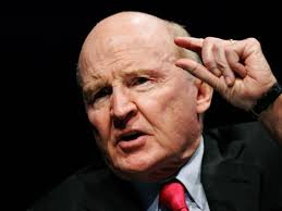 jack welch says he was right about that strange jobs report former general electric ceo jack welch