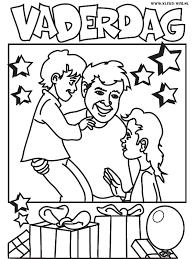 Kleurplaat Voor Vaderdag Maken Hier Vindt Je Kleurplaten