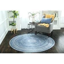 6x9 jute rug round jute rug 6 blue round braided jute rug grey jute rug 6x9