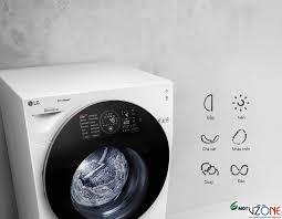 Hướng dẫn sử dụng máy giặt LG FC1409S3W chi tiết các chức năng chính -  Vzone.Vn