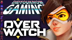 Overwatch Did You Know Gaming Feat. MatPat of Game Theory YouTube