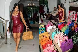Birkin bag collection