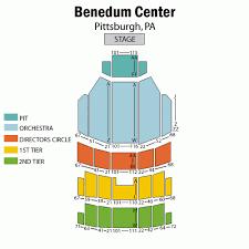 Benedum Center Seating View Wajihome Co