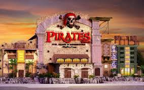 Pirates Voyage Taking Shape In Pigeon Forge Christmas At