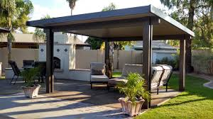 free standing patio covers metal. Detached-patio-roof-ideas-pictures Free Standing Patio Covers Metal O