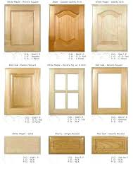 types of wood cabinets gl cabinet doors diffe um size styles door fake cab