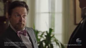 Michael J Fox Designated Survivor Parkinson S Designated Survivor Kirkman Meets Ethan