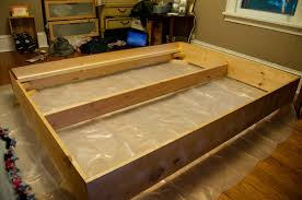 bed in a box plans. Best Wooden Bed Box Designs In A Plans E