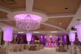 chandelier banquet hall halls in reception halls in chandelier
