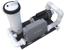 Heater Pump Complete Spa Heating System With 15 Hp Pump Filter And Heater