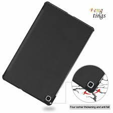 Ốp Lưng Chống Sốc Có Giá Đỡ Tiện Lợi Cho Máy Tính Bảng Samsung Galaxy Tab S6  Lite 10.4 chính hãng 117,600đ