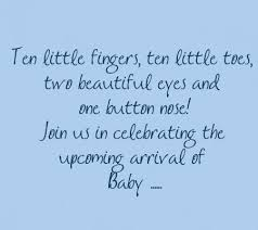 Welcome Baby Shower Quotes Baby Shower Ideas Best Baby Shower Quotes