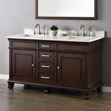 dual sink vanity. 61 Most Fantastic White Bathroom Vanity With Marble Top Dual Sink Double Basin 48 Inch 60 Single O