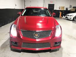 2004 Cadillac Cts Backup Light Cover 2011 Used Cadillac Cts V Wagon 5dr Wagon 6 2l At Top Gear Motors Serving Addison Il Iid 19496431