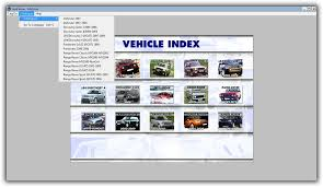 Land Rover Discovery 4 Colour Chart 01 2015 Microcat Land Rover Epc Spare Parts Catalog Download Installation Service