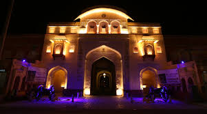 Lucent Lighting India Jaipur As A Pink City E Cue