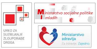Slikovni rezultat za Ureda za suzbijanje zlouporabe droga Vlade Republike Hrvatske