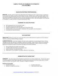 Senior Sales Representative Sample Job Description Fair Resume