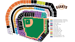 Perspicuous Att Park Seating Map 2019
