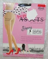 Assets Shapewear Size Chart Love Your Assets By Sara Blakely Size 1x Shaper Shapewear