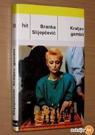 aukcije.hr - Branka Slijepčević - Kraljev gambit / Hit /