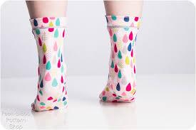 Sock Sewing Pattern