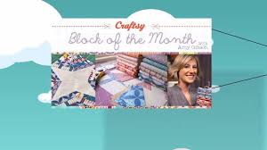Free online quilting lessons! Craftsy Block of the Month with Amy ... & Free online quilting lessons! Craftsy Block of the Month with Amy Gibson Adamdwight.com