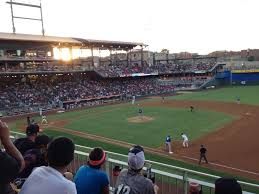 El Paso Chihuahua Stadium Seating Chart Southwest University Park Section 204 Row C Seat 10 El