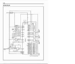 Toyota Forklift Wiring Diagram W35 GM Engine