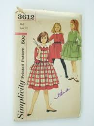 Vintage Simplicity Patterns Stunning Womens Vintage Simplicity Patterns At RustyZipperCom Vintage Clothing