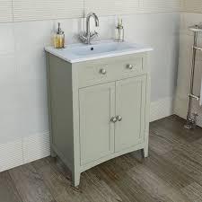 traditional bathroom vanity units inspirational camberley sage 600 door unit