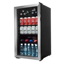 danby 3 3 cu ft bar fridge dbc120bls black mini fridges best canada