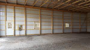 pole barn builders niagara county ny wagner built interior design ideas