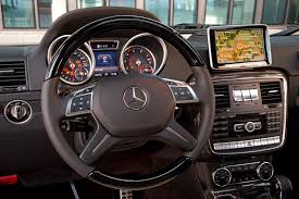 No accidents, 1 owner, personal use. 2018 Mercedes Benz G Class Interior Photos Carbuzz