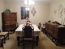 Antique Dining Room Furniture 1930 alliancemv