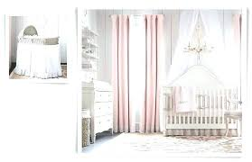 curtains for a baby nursery girl white i like the chandelier bedroom uk